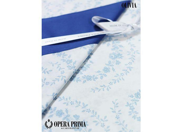 Постельное белье Opera Prima Olivia коричневый