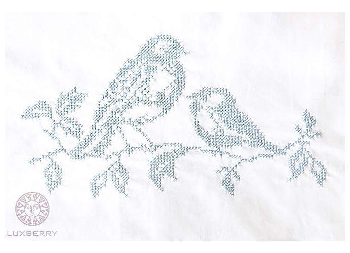 Детский постельное белье Luxberry Синички