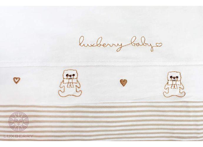 Детский постельное белье Luxberry Медвежата