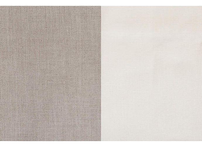 Набор кухонных полотенец Luxberry Timeless, белый/натуральный