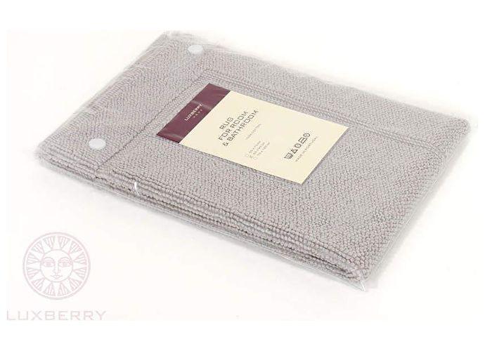 Коврик Luxberry Lux, 65х90 см серый