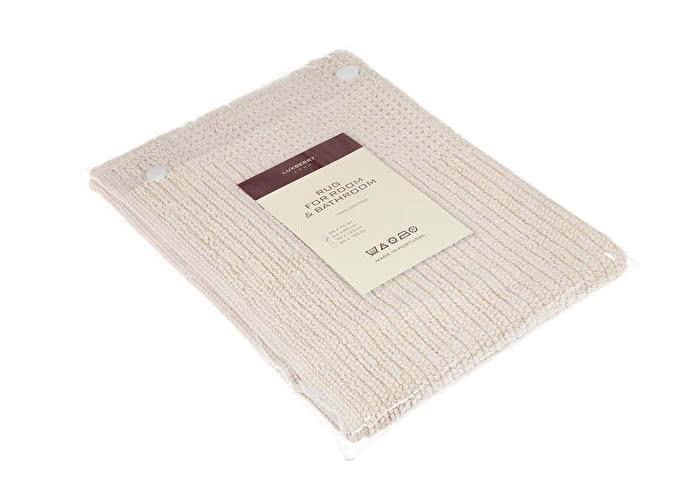 Коврик Luxberry Soft, 65х90 см экрю