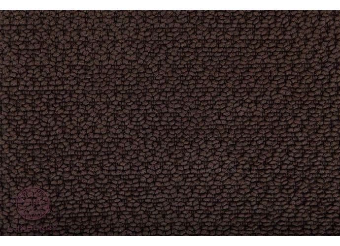Коврик Luxberry Коко, 70х120 см шоколадный