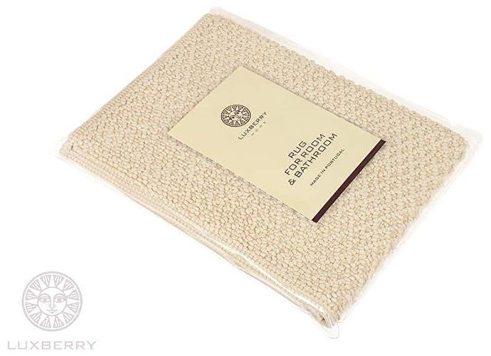 Коврик Luxberry Коко, 65х90 см.  | SPIM.RU - Москва  | Luxberry
