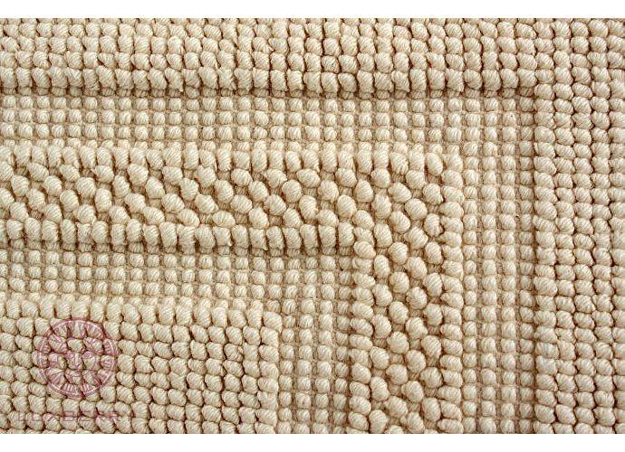 Универсальный коврик Luxberry, 55х75 см экрю