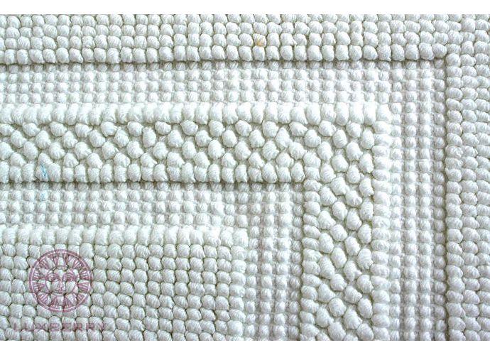 Универсальный коврик Luxberry, 55х75 см белый