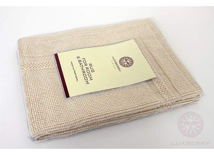 Универсальный коврик Luxberry, 65х90 см экрю