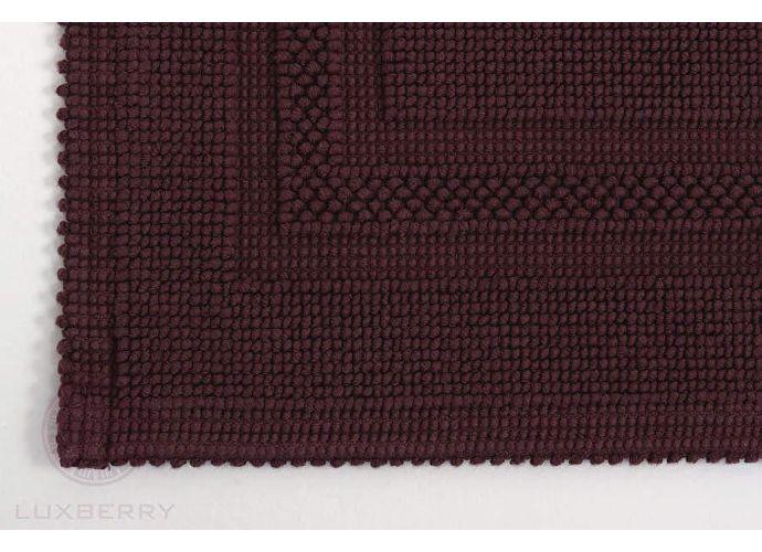 Универсальный коврик Luxberry, 65х90 см винный