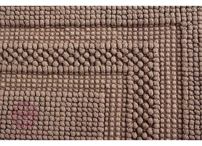 Универсальный коврик Luxberry, 70х120 см табачный