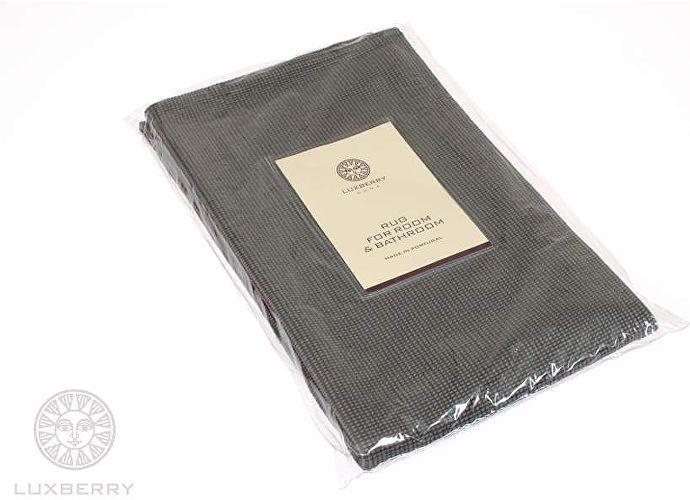 Коврик-дорожка Luxberry, 60х150 см темно-серый