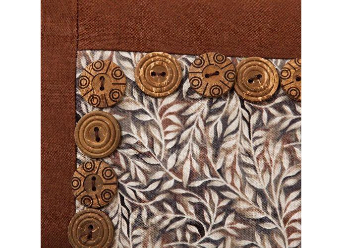 Декоративная подушка Helgi Home Пэчворк, арт. 01.03.1416.37
