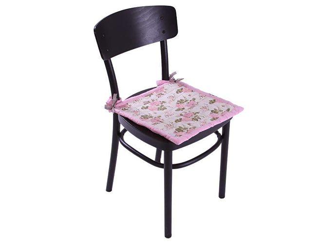 Декоративная подушка на стул Helgi Home Аромат пиона