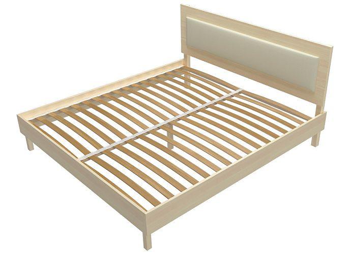 Кровать Промтекс-Ориент Феста 1 клен