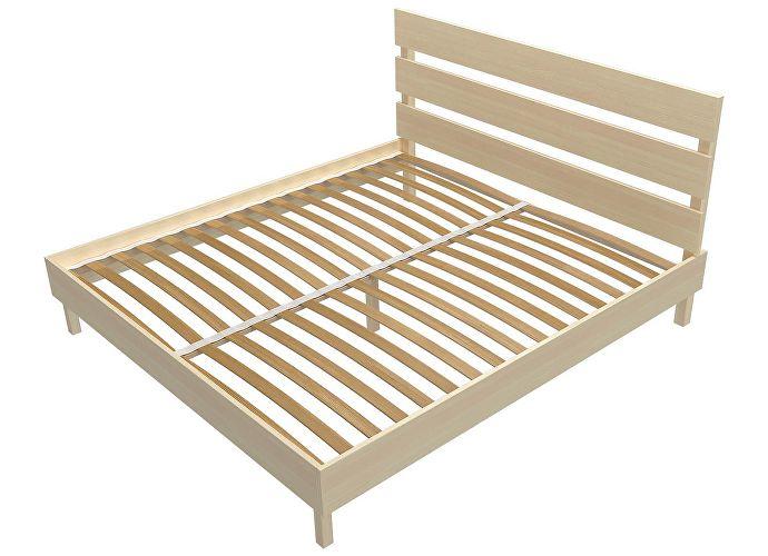 Кровать Промтекс-Ориент Киано 1 клен