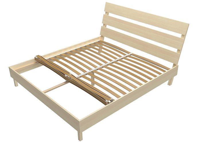 Кровать Промтекс-Ориент Киано 2 клен