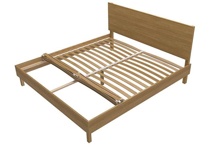 Кровать Промтекс-Ориент Ридли 1 140 x 200 см.  | SPIM.RU - Москва  | Промтекс-Ориент