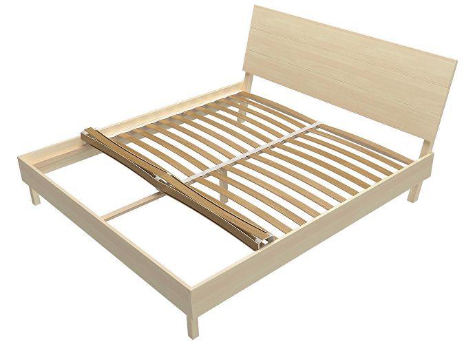 Кровать Промтекс-Ориент Ридли 2 клен
