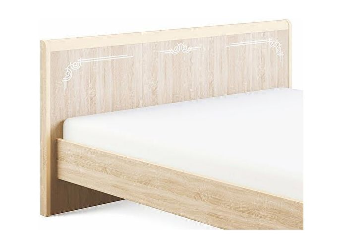 Кровать МСТ Оливия МДФ, мод. 1.3 (180) 180 x 200 см.  | SPIM.RU - Москва  | МСТ