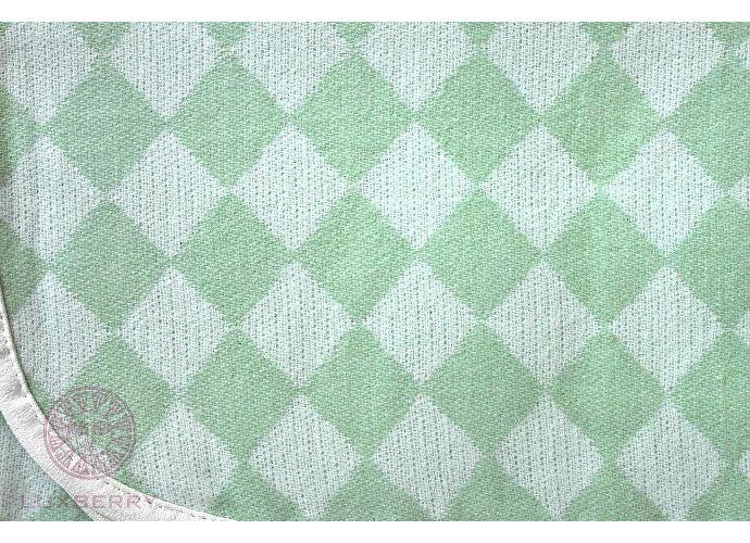 Детский плед Luxberry Lux 3313, 100х150 зеленый