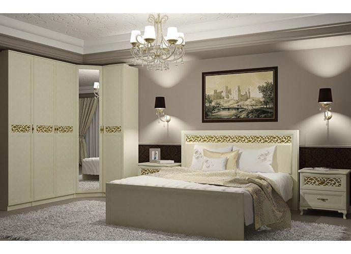 Кровать Заречье Ливадия без основания, арт.Л8а (140) 140 x 200 см.  | SPIM.RU - Москва  | Заречье