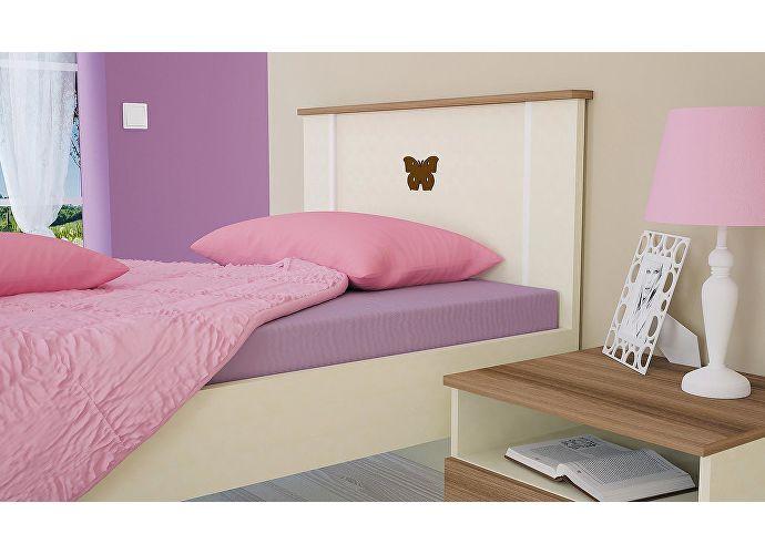 Кровать Юниор, мод Ю12а (90)