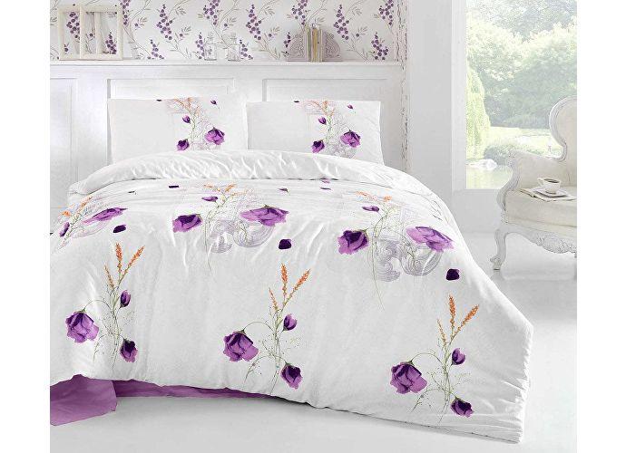 Постельное белье Creaforce Edita фиолетовый