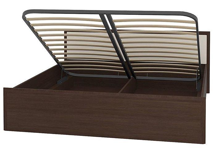 Кровать Глазов Амели 2+2.2 с основанием и подъемным механизмом (160)
