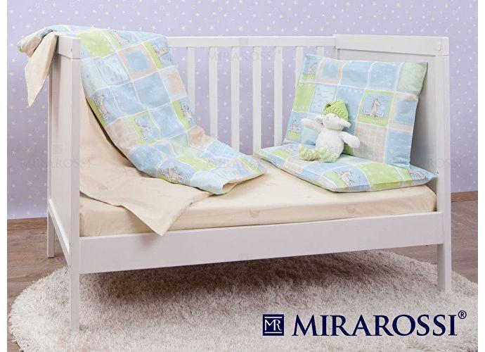 Детский постельное белье Mirarossi Cavalinno beige