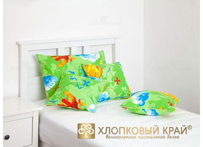 Постельное белье Хлопковый край Самолеты