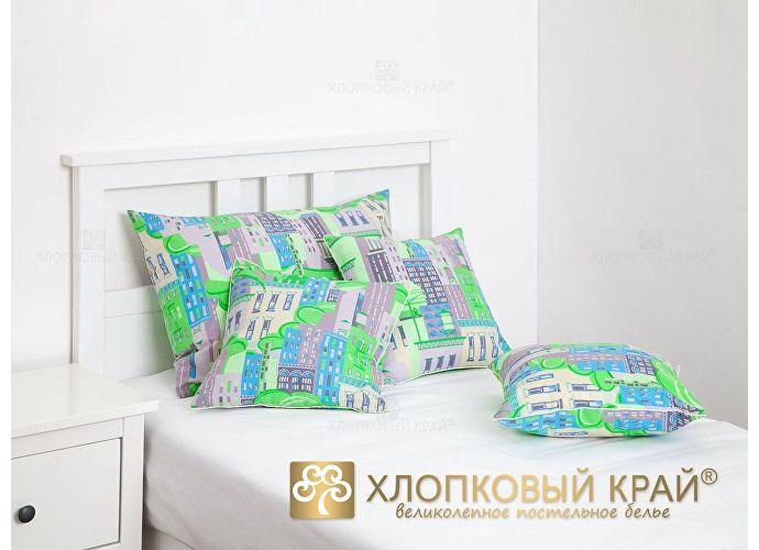 Постельное белье Хлопковый край Тачки