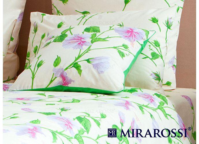 Постельное белье Mirarossi Francesca white