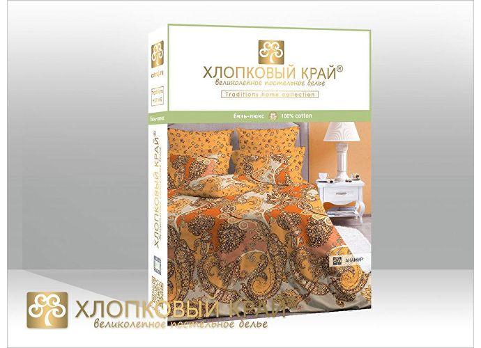 Постельное белье Хлопковый край Анамур, анис