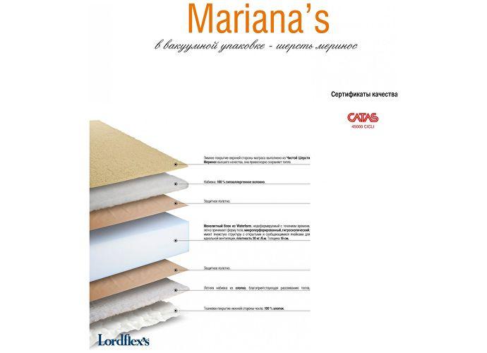 Матрас Lordflex's Marianas