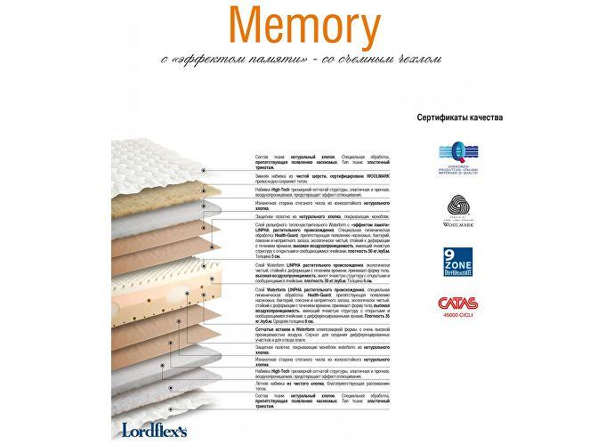 Матрас Lordflex's Memory