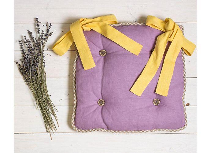 Декоративная подушка на стул Helgi Home Прованс