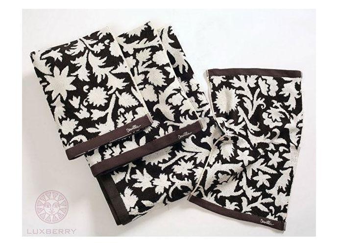 Набор полотенец Luxberry Vita бамбук коричневый