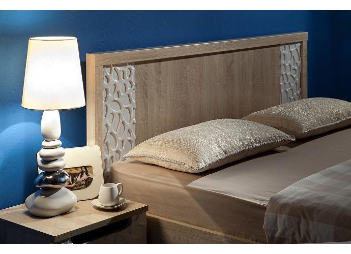 Кровать Глазов Wyspaa 21-25 140 x 200 см.  | SPIM.RU - Москва  | Глазов-мебель