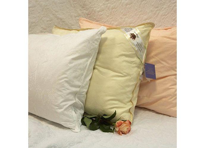 Шелковая подушка Kingsilk Elisabeth Элит 50х70 (1.5 кг)