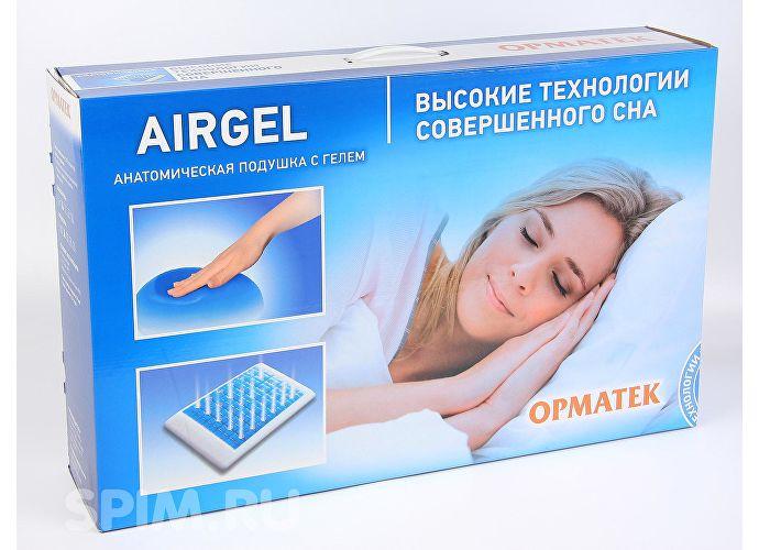 Подушка Орматек AirGel