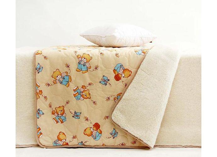 Одеяло Altro Kids Медовое 110х140