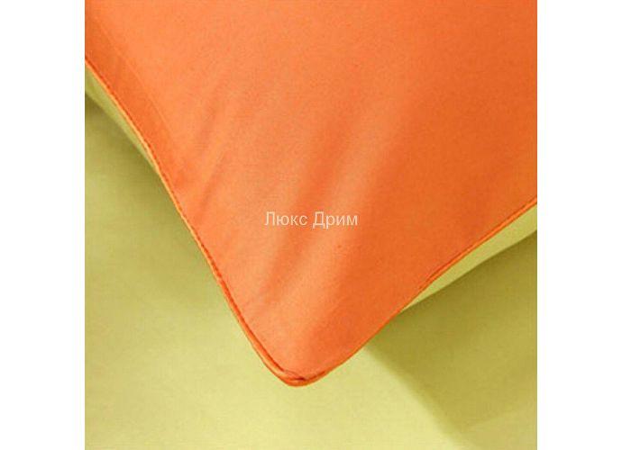 Постельное белье Luxe Dream Оранжево-Желтый