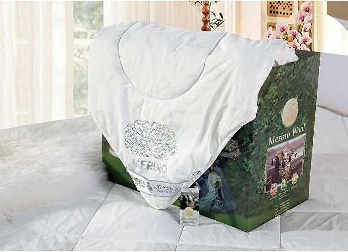 Одеяло KAZANOV.A. Merino Wool