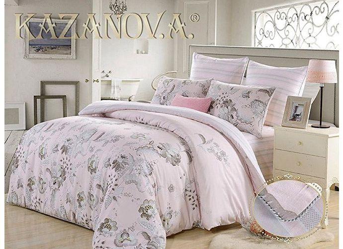 Комплект KAZANOV.A. Форбури, розовый
