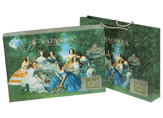 Постельное белье KAZANOV.A. Джоли, лаванда платина