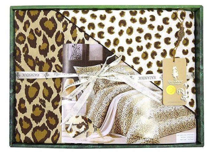 Постельное белье KAZANOV.A. Леопард Ашера