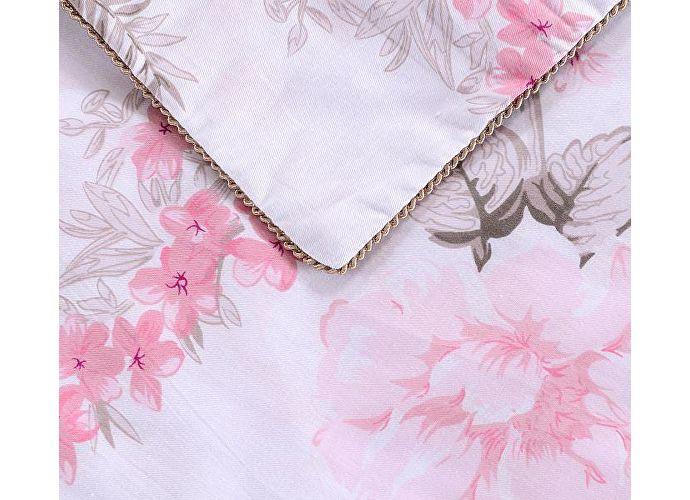 Комплект Роза Лилиан, белый/розовый