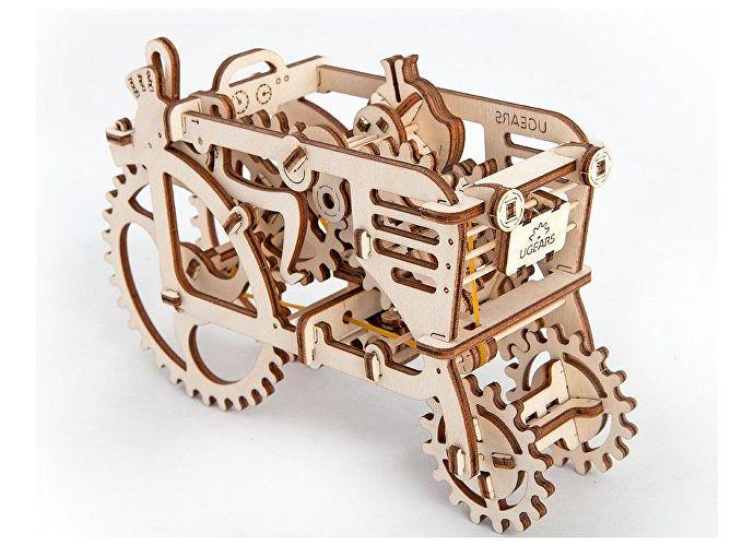 Конструктор 3D-Пазл Ugears Трактор