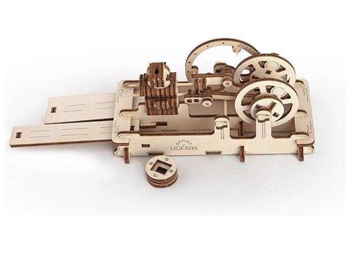 Конструктор 3D-Пазл Ugears Пневматический двигатель