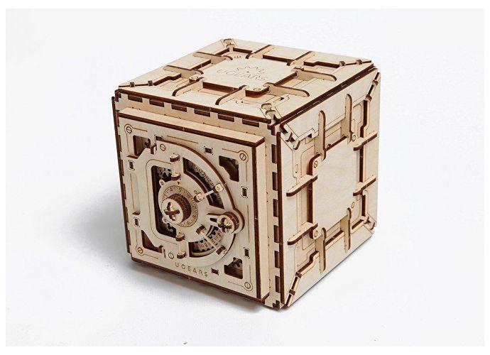 Конструктор 3D-Пазл Ugears Сейф