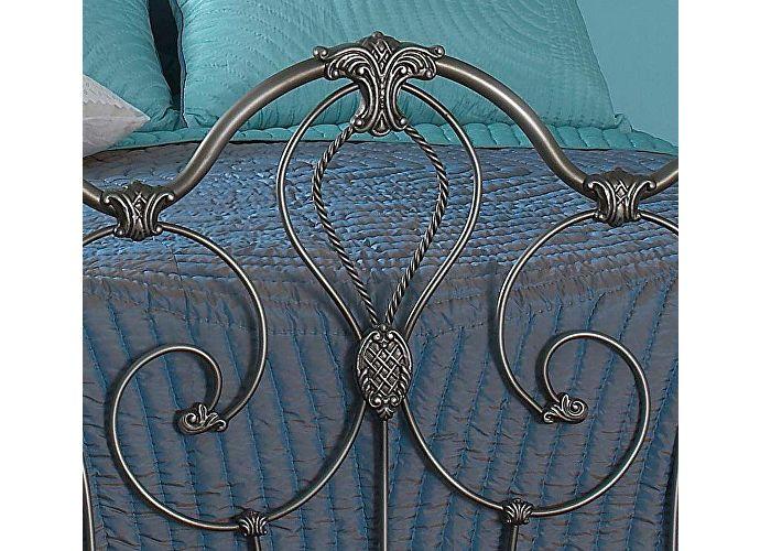 Кровать Ашалон 135 x 195 см.  | SPIM.RU - Москва  | Original Bedstead Company